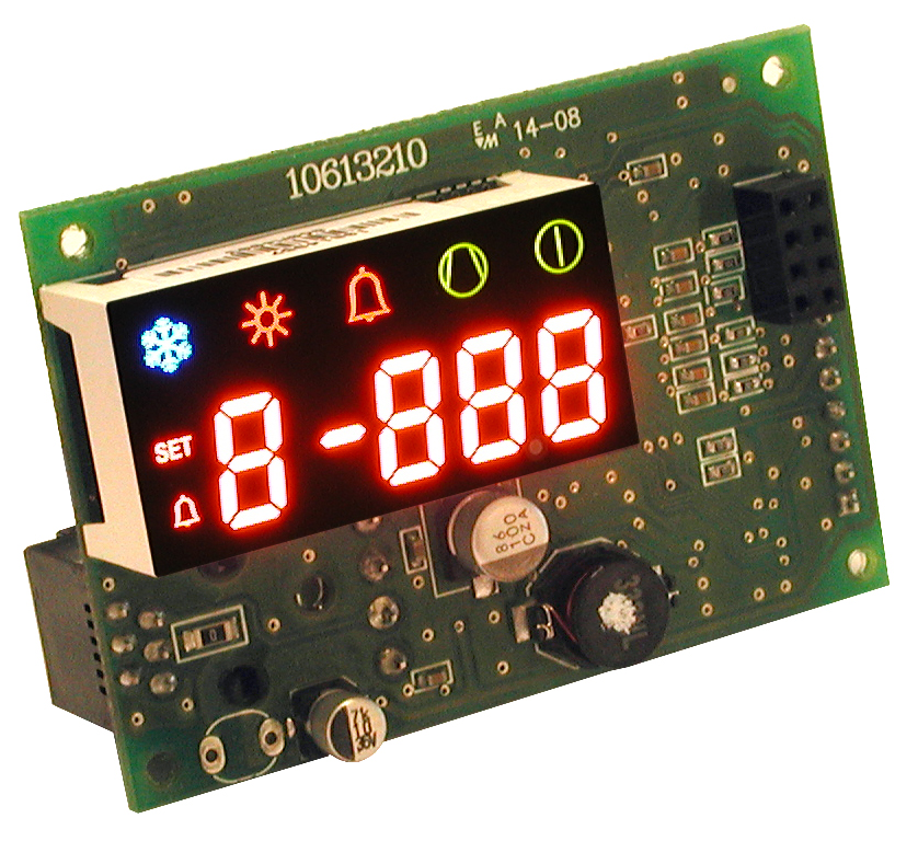 Touch Control Unit Display LED Air Conditioners